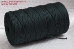 VKPC 2.5mm Bottle Green 250m reel