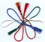 Bookmark tassels
