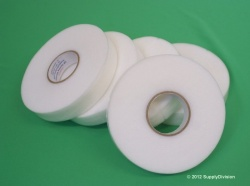 Iron-on hemming web 100m roll