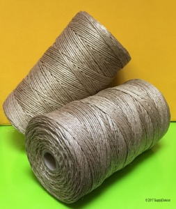 Jute cord natural spool