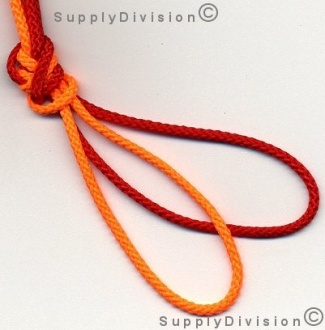 FR102-16B 2.5mm braided 100% polyester cord