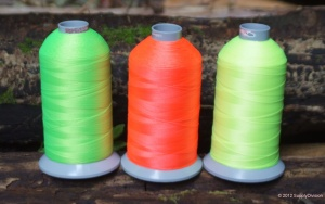 Flo Coloured Bonded Nylon m40 3000