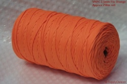 VKPC 2.5mm Flo Orange 250m reel