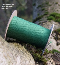 Finecord COL: Emerald Green 300m reel