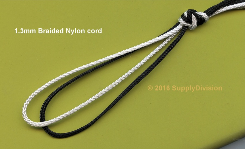 1.3mm 13AA-RN Nylon cord, Approx 500m spool
