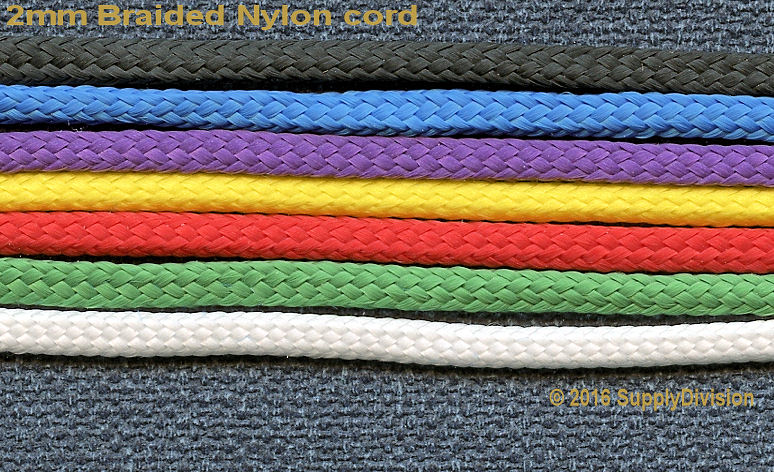 2mm 4AA-RN Nylon cord, Approx 280m spool