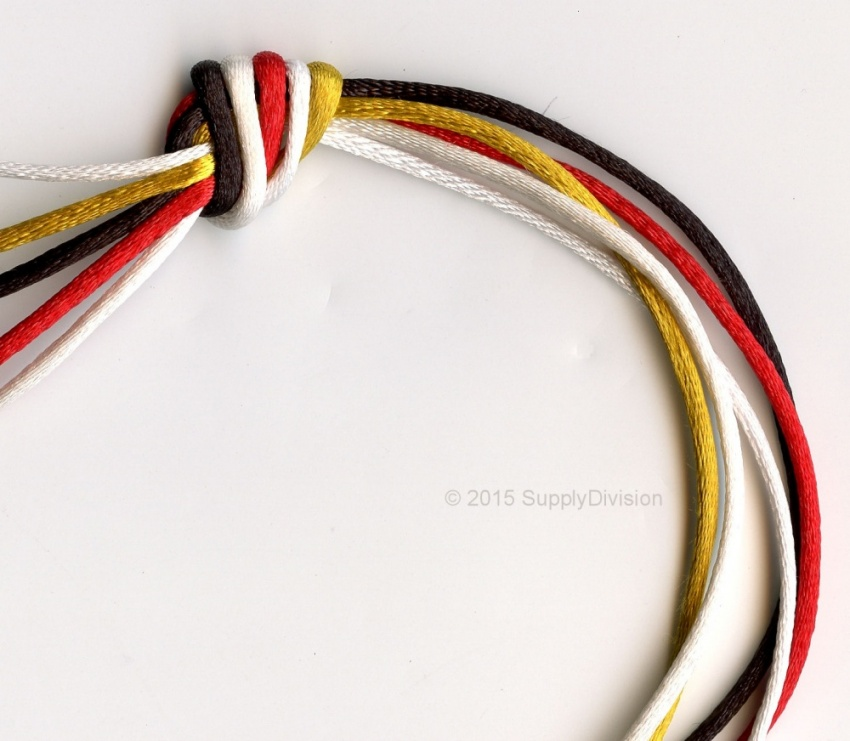 86922SD:  2.5mm Rat-tail Cord