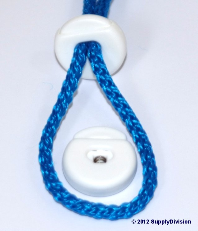 Article:CL36P Plastic cord lock