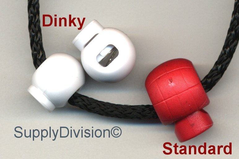 Article:CLBALL-DINKY Plastic cord lock