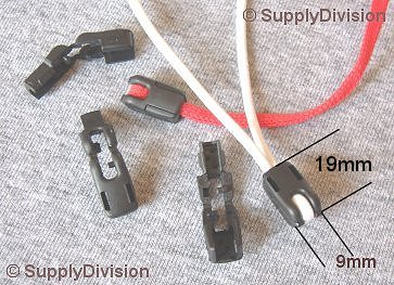 CLIPPER CORD END