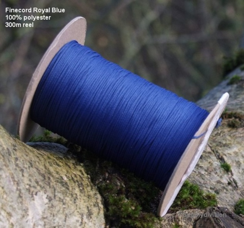 Finecord COL: Royal Blue 300m reel