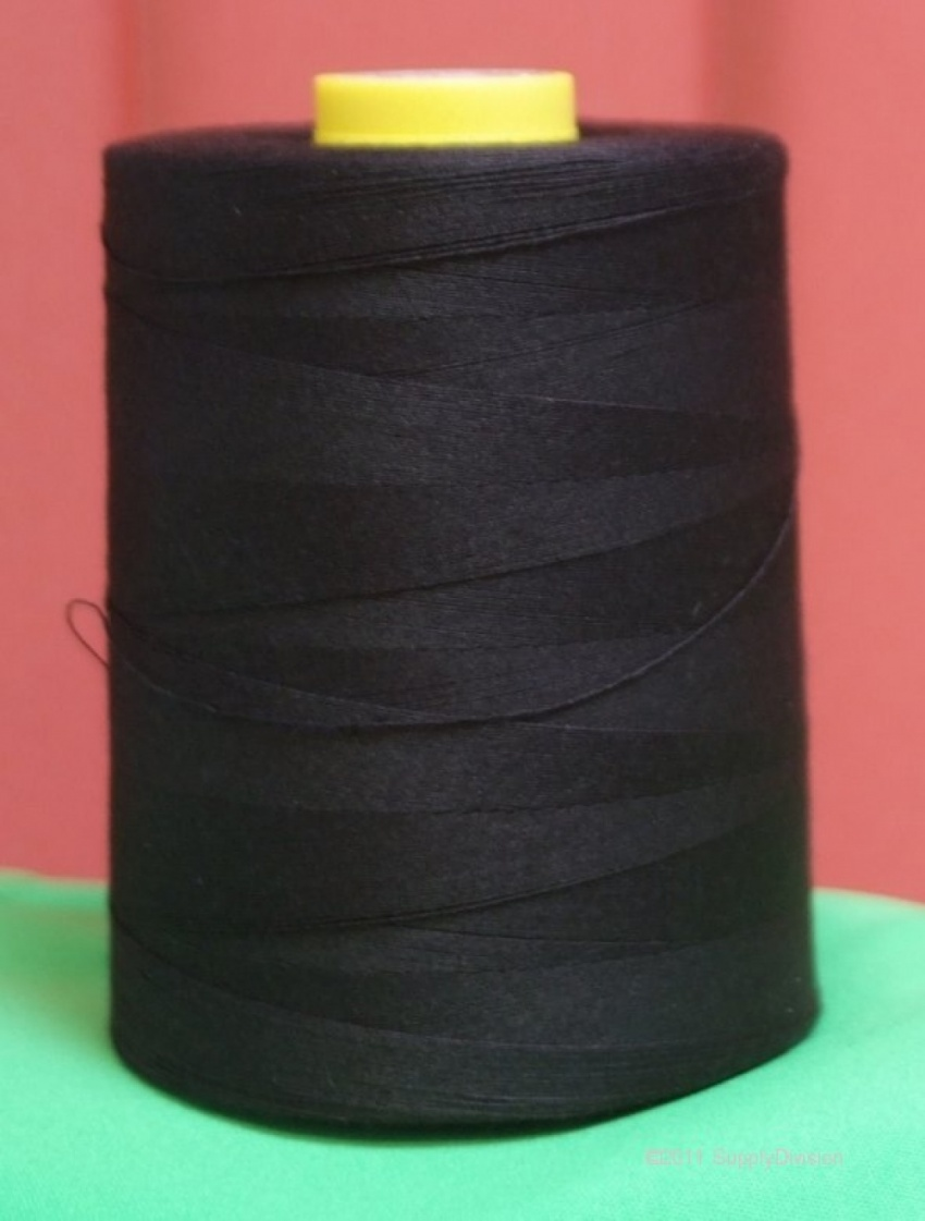 Firefly 40's flame retardant treated thread.