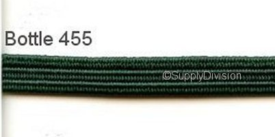 Bottle Green 5mm elastic, 100m