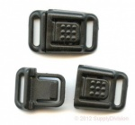 10mm Front release buckle