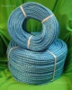 6mm BLUE polypropylene rope coil