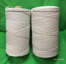 Premium, fine cotton cord by Kg.